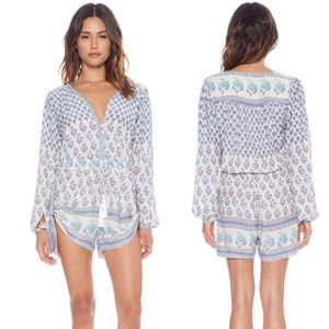 Spell & The Gypsy Bohemian Royale Playsuit Romper